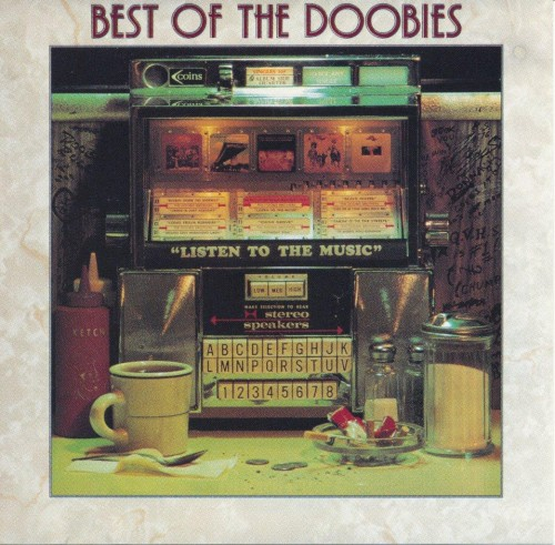 THE DOOBIE BROTHERS - Listen to the music