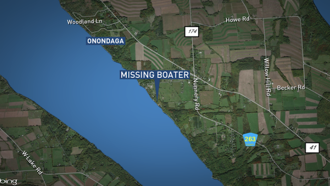 Police: Kayaker from Fayetteville dies on Skaneateles Lake