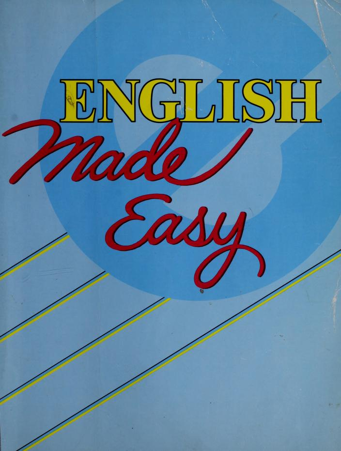 English Made Easy by Ken Wagner