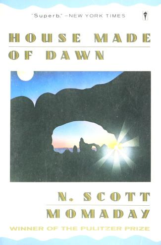 Cover of: House made of dawn | N. Scott Momaday