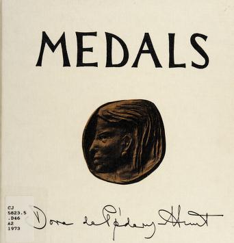 Cover of: Medals | Dora De Pédery-Hunt