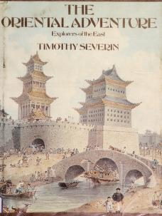 Cover of: The oriental adventure | Timothy Severin