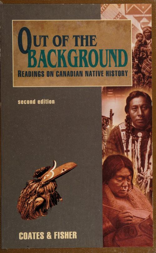 Out of the Background  by Ken S. ; Fisher, Robin Coates
