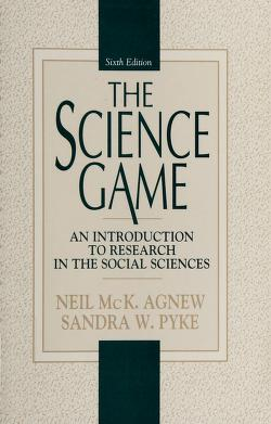Cover of: The science game | Neil McK Agnew