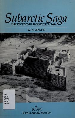 Cover of: Subarctic saga | Walter Andrew Kenyon